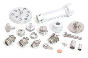 Fertigungsbeispiele für CNC-Drehteile