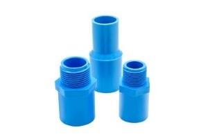 Beispiele für Kunststoffdrehteile mit Gewinde