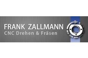 Logo von Frank Zallmann CNC Drehen & Fräsen