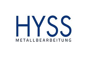Firmenlogo der Hyss Metallbearbeitung GmbH