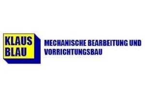 Klaus Blau Mechanische Bearbeitung und Vorrichtungsbau