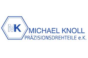 Logo von Michael Knoll, Präzisionsdrehteile e.K.