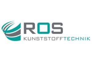Logo der ROS Kunststofftechnik GmbH