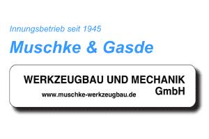 Logo der Muschke und Gasde GmbH aus Berlin