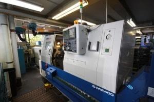 CNC-Technik für die Drehbearbeitung