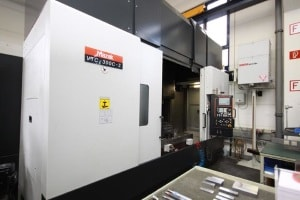 Maschinenpark zum Lohndrehen der Distl Gmbh