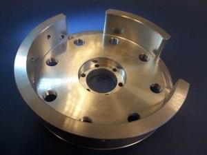 CNC-Drehteile vom Unternehmen Maschinenbau Lößl