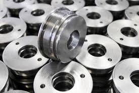 CNC-Drehteile aus allen zerspanbaren Metallen