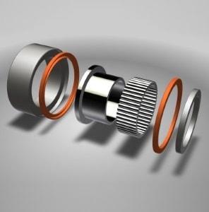 CNC-Fertigung mit perfekter Präzision von Gissler