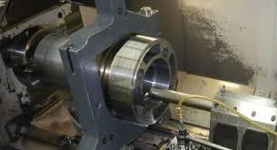 CNC-Fertigung bei Hyss Metallbearbeitung GmbH & Co. KG