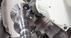 Drehen bei Hyss Metallbearbeitung GmbH & Co. KG