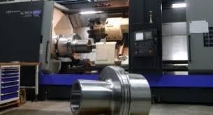 Großdrehteile von Hyss Metallbearbeitung GmbH & Co. KG