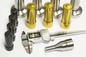 Präzision nach DIN ISO bei Zallmann CNC-Drehen und Fräsen
