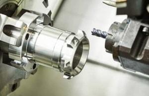 Aluminiumbearbeitung für den Maschinenbau