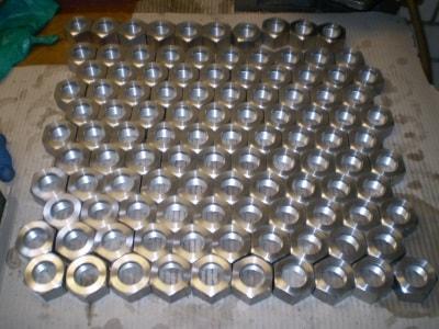 CNC-Drehteile aus Edelstahl von der Seiter GmbH