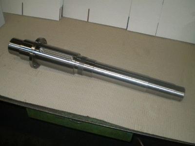 Langdrehteile von der Seiler Maschinenbau GmbH