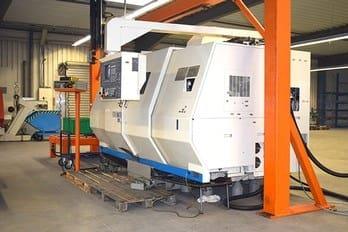 Modernste CNC-Drehtechnik bei KMP Zerspanungstechnik GmbH