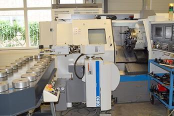 CNC-Drehmaschine OKUMA LB 15-M