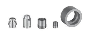 CNC-Drehteile der MÜNCH Präzisionsdrehteile GmbH