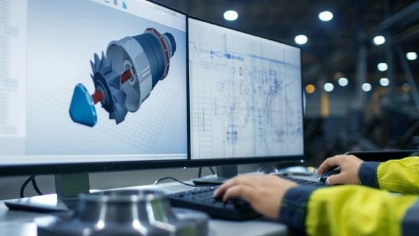 CAD-Service mit modernsten Programmen