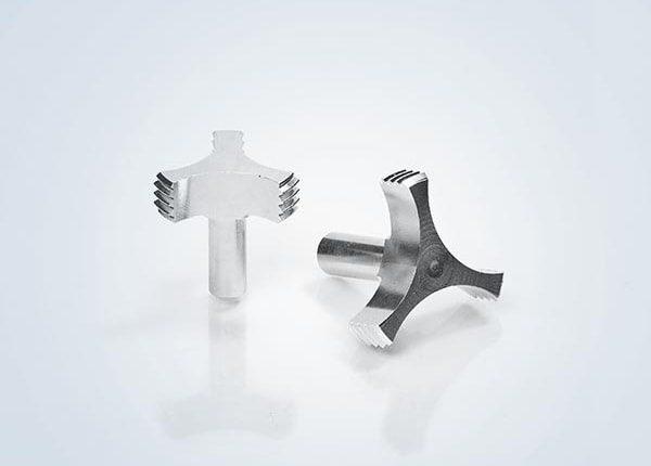 Maßgefertigte Drehteile in Sonderausführung für den Werkzeugbau