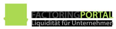 Firmenlogo des Factoring Portals