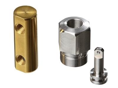 Kurzdrehen für Bauteile für die Mikrotechnik