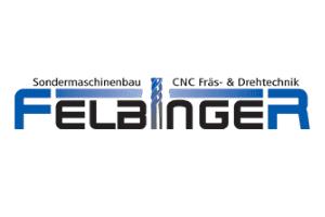 Logo des Zerspanbetriebes Stefan Felbinger CNC-Felbinger