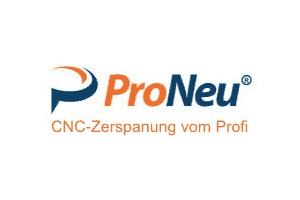 Firmenlogo der ProNeu Construction aus Potsdam