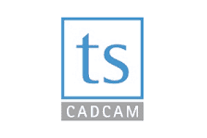 Firmelogo des Konstruktionsbüro ts-cadcam