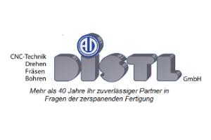 Logo der Distl GmbH aus Dreieich in Hessen