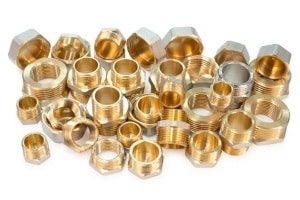 CNC-gefertigte Automatendrehteile aus Messing für die Armaturenindustrie