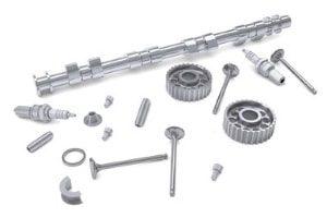 CNC-Edelstahldrehteile mit langer und kurzer Ausführung