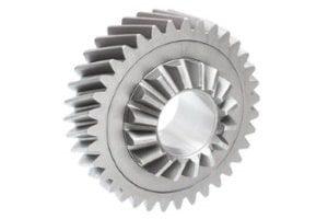 Beispiel zum CNC-Drehen einer Verzahnung aus Hartmetall