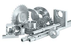 CNC-Lohnfertigung von Aluminiumdrehteilen mit modernster Technik