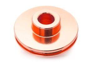 Kupferdrehteile mit zertifizierter Präzision nach ISO 9001 in allen Arbeitsschritten