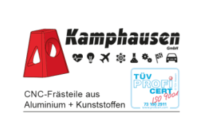 Firmenlogo der Kamphausen GmbH
