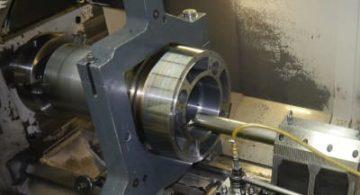 Spanende Bearbeitung von Metallen bei Hyss