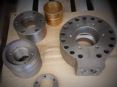 Drehteile aus Stahl und Messing von Filinow Maschinenteile